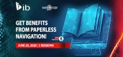 WeIBnar - Get benefits from paperless navigation