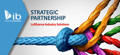 Lufthansa Industry Solutions and IB sign a cooperation agreement